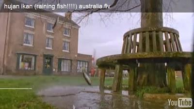Hujan Ikan di Australia