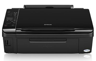 is really skillful for people who are looking for unproblematic solutions for abode utilisation Epson Stylus SX215 Driver Download