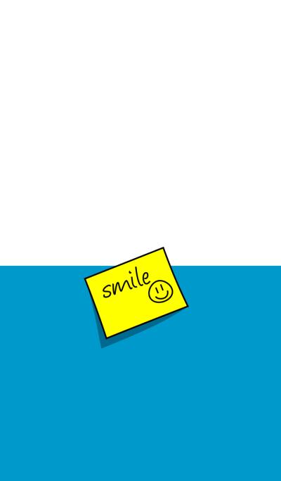 happy little note