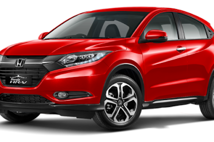 Price Specifications And Features Honda HRV