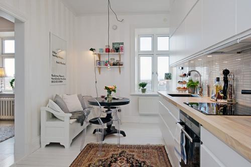 Keyifli mutfaklar için dekorasyon tavsiyeleri 3