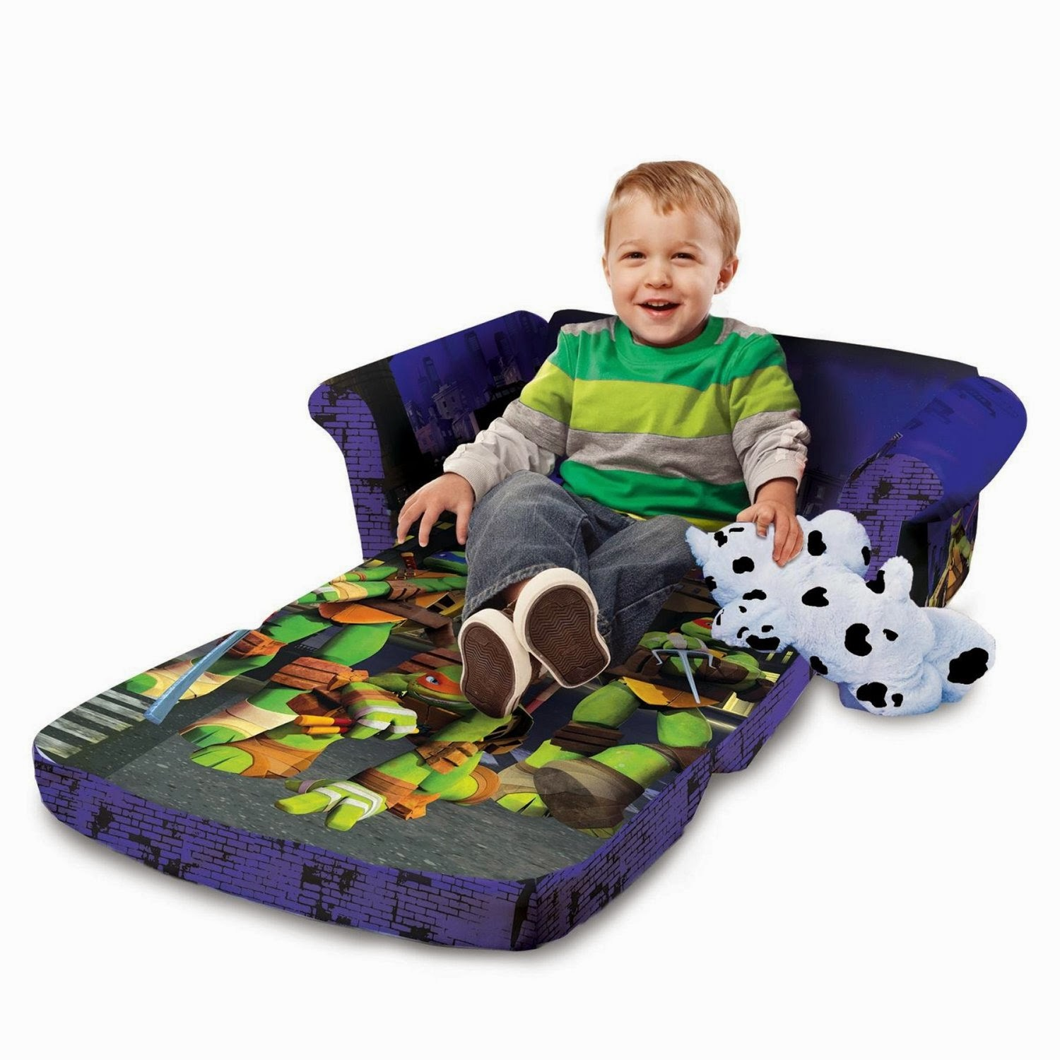 Fold out couch kids fold out couch Toddler flip out sofa couch bed