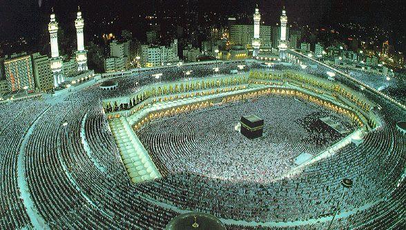 Jumlah Jamaah Haji Dunia Tahun Ini Terbesar dalam Sejarah, tapi tak Sampai 7 Juta