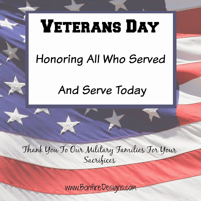 Honoring Veterans Day Military Heroes