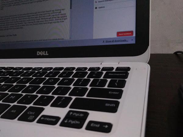 Mak, Jangan Nulis di Blog, Berat! Biar Aku Saja