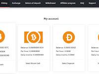 Kumpulan Situs Mining Bitcoin, Litecoin, Ethereum, Dogecoin Terbaru Desember 2017