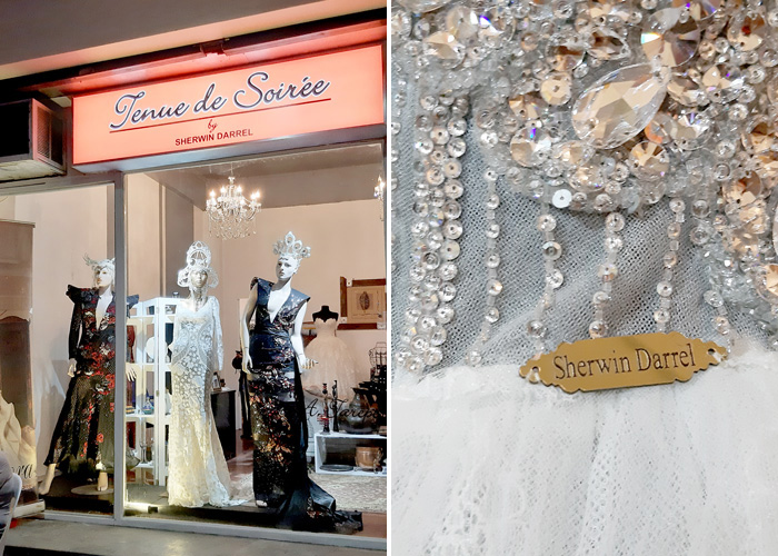 Sherwin Darrel opens couture shop in Davao