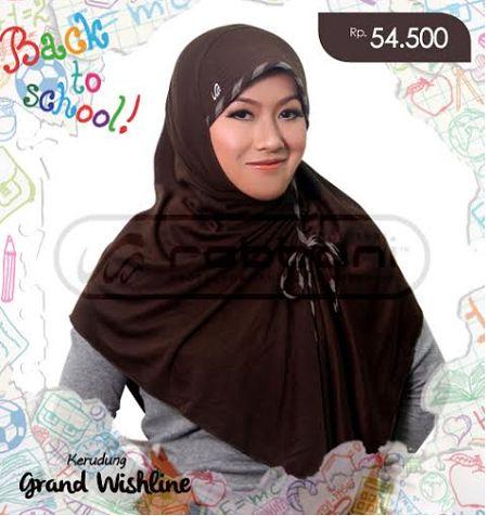 10 Kerudung Rabbani Untuk Sekolah 2019  1000 Jilbab Cantik