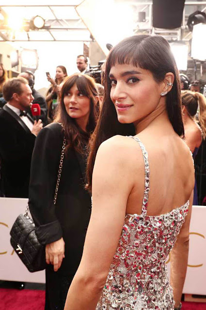 Sofia Boutella at 89th Annual Academy Awards