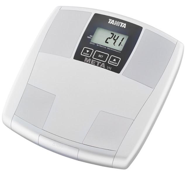 Cân sức khỏe và kiểm tra độ béo Tanita - UM-070