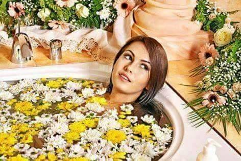 طريقة عمل الحمام المغربي للعروس في البيت بأقل التكاليف بالتفصيل