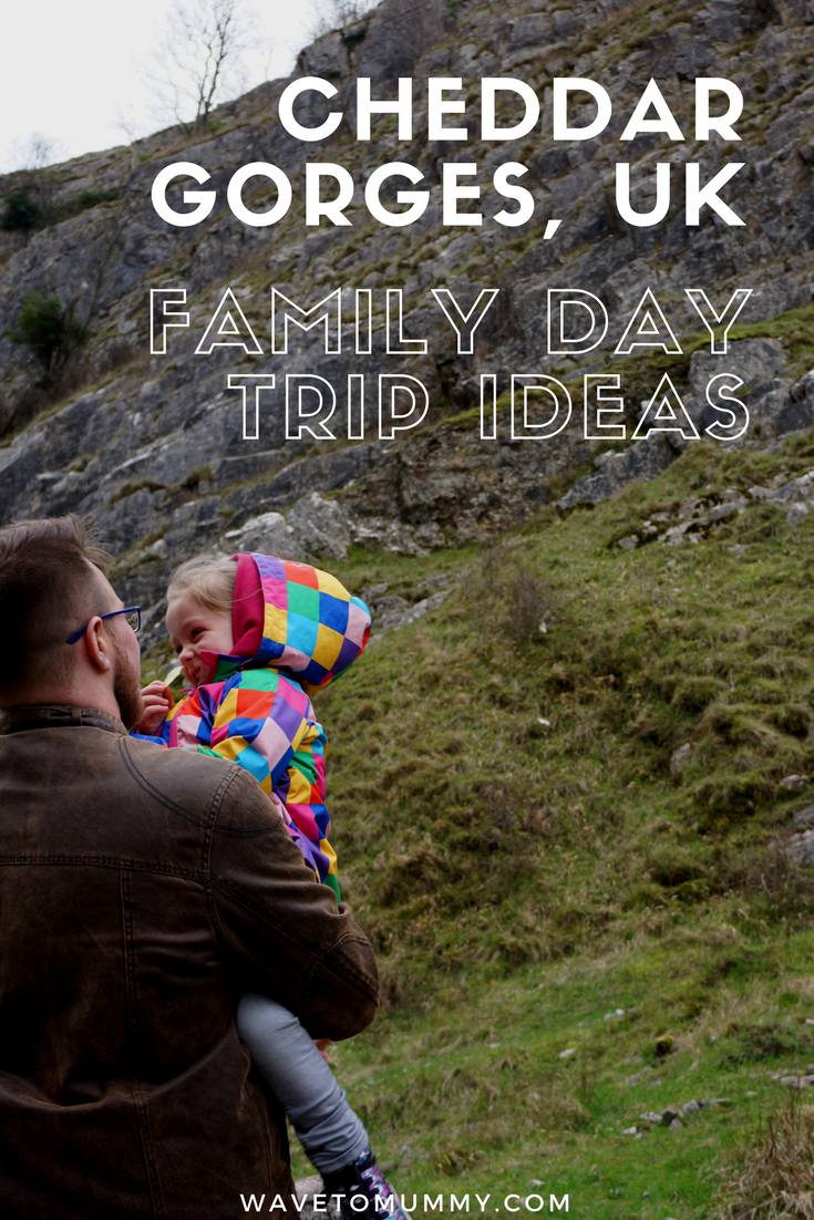 Cheddar Gorges, UK - family day trip ideas. A mini day-trip to Cheddar to buy cheddar - see what we thought of the town, and the top tips on what to do and where to go!