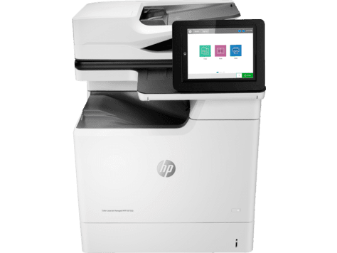 HP Color LaserJet Managed MFP E67550 Printer Drivers