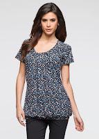 Tricou din viscoză de calitate (bonprix)