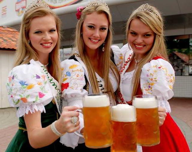 Blumenau's Beer Fest, Brazil