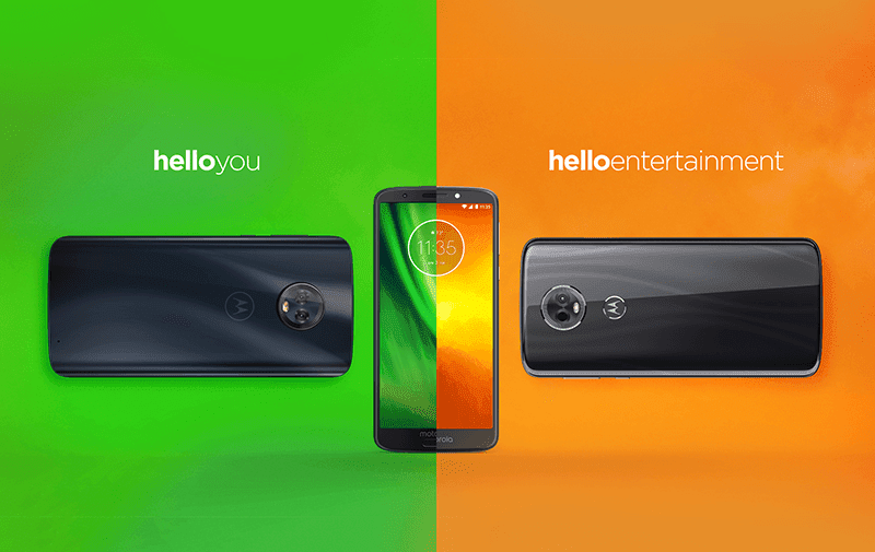 Motorola Moto E5 Play, E5, and E5 Plus now official