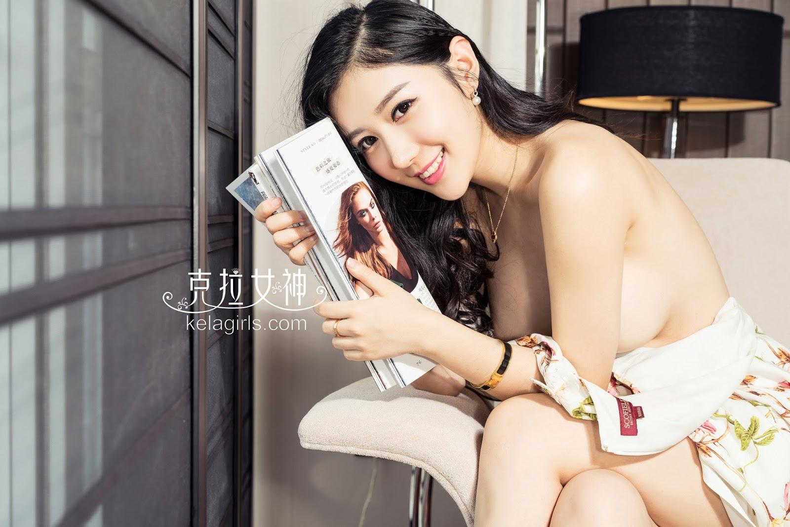 KelaGirls 2017-03-10 Gao Zi Xuan