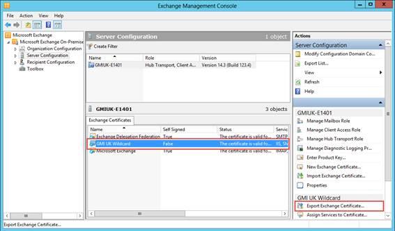Perfect Microsoft Exchange SSL Zertifikat Photo - Online Birth ...
