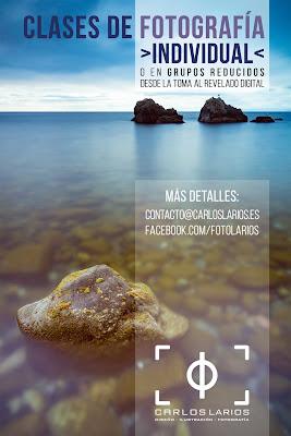 Clases particulares de Fotografía en Ceuta