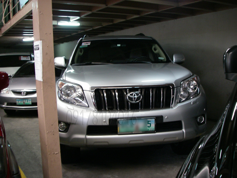 Cars For Sale in the Philippines: 2010 Toyota Prado 4WD