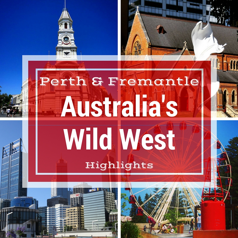 how to travel from perth city to fremantle