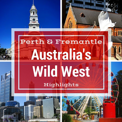 What to see in Perth and Fremantle