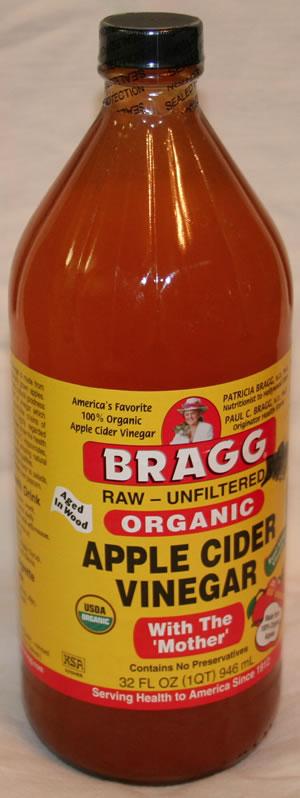 One Healthy Nut: Bragg Apple Cider Vinegar Benefits