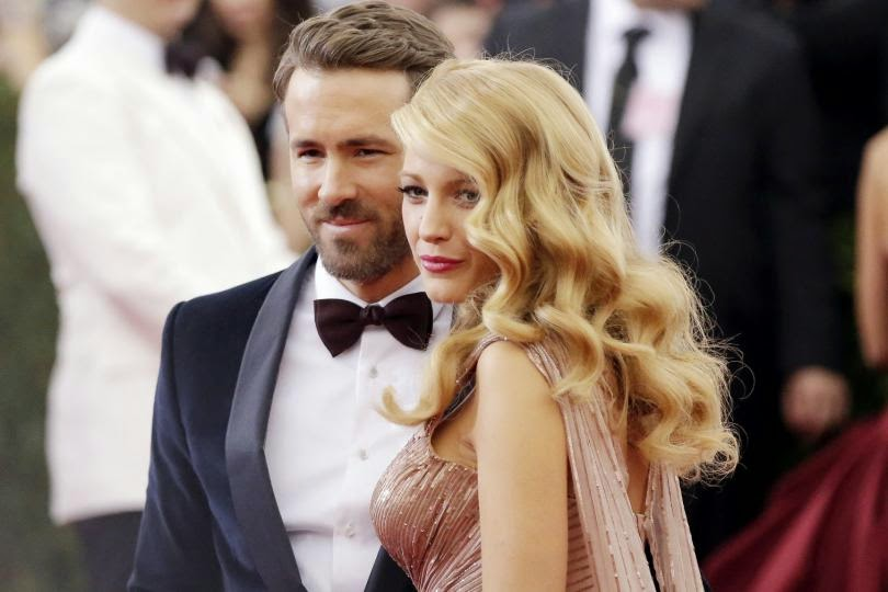 Blake Lively and Ryan Reynolds expect Baby