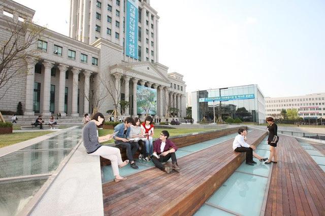 Trường đại học Hankuk Hàn Quốc