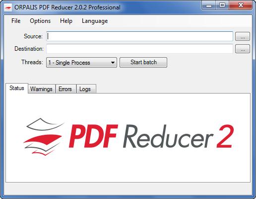 Get ORPALIS PDF Reducer Pro Free