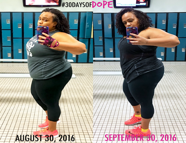 #30Daysof Dope September 2016 is DONE! Here's What Happened.