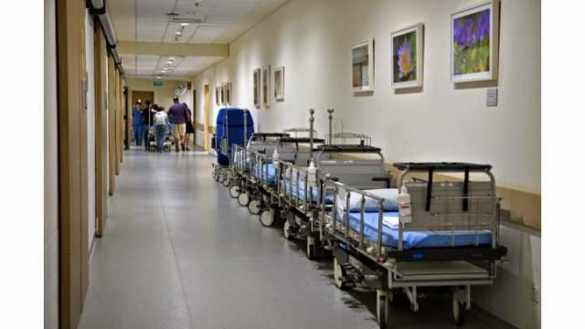 Not Enough Hospital Beds Singapore