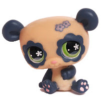 Littlest Pet Shop Purse Panda (#658) Pet