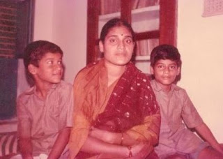 Subbaraju Family Wife Parents children's Marriage Photos