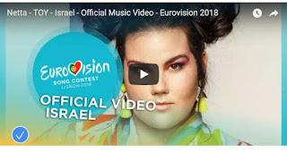 Israel gana el Festival de Eurovisión 2018, según las apuestas