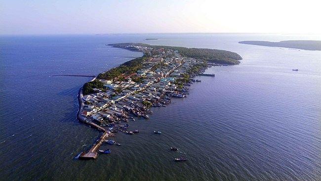 Rủ bạn cùng đi phượt tới ấp đảo vắng nhất ở TP HCM