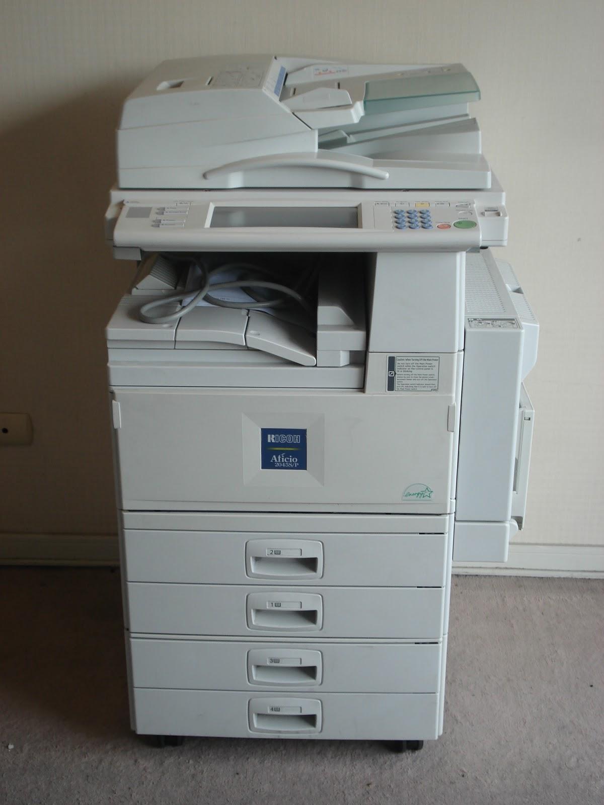 Fotocopiadoras Y Impresoras