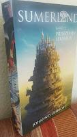 Das Cover zeigt eine Turmstadt