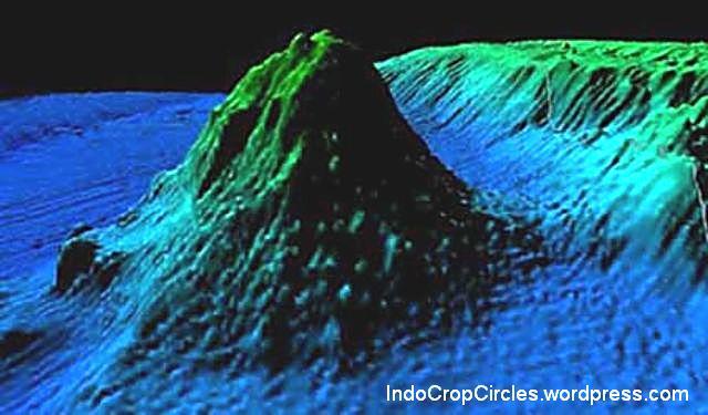 Ilmuan AS dan Prancis Temukan Gunung Raksasa di Bawah Laut Sumatera! Begini Kata LIPI