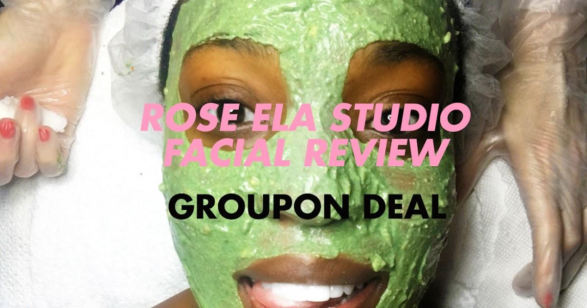 Facial Treatment Rose Ela Studio Review Skin First Daily