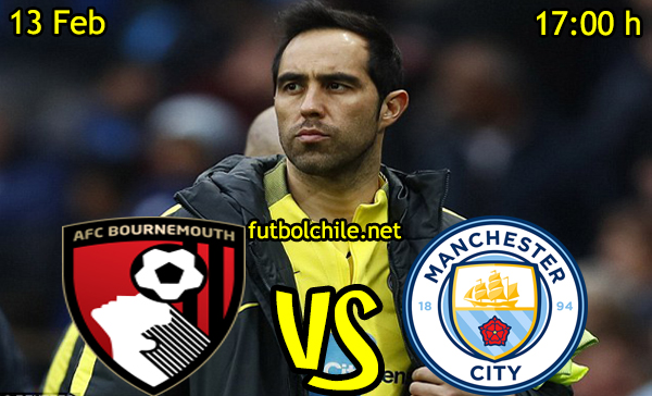 Ver stream hd youtube facebook movil android ios iphone table ipad windows mac linux resultado en vivo, online: Bournemouth vs Manchester City