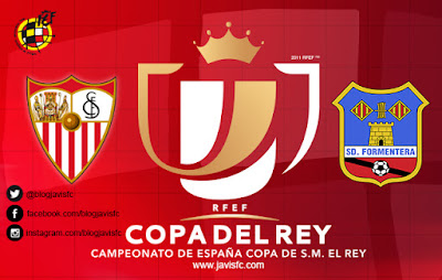 Previa Sevilla FC - SD Formentera