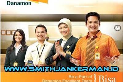 Lowongan PT. Bank Danamon Indonesia Tbk Pekanbaru Juli 2018