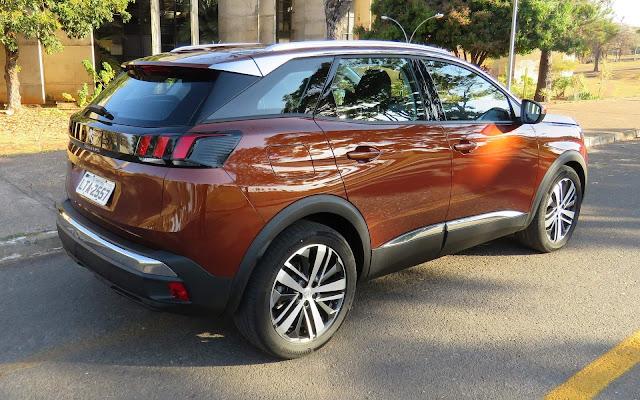 Novo Peugeot 3008 2018 sobe de preço: R$ 142.990 reais