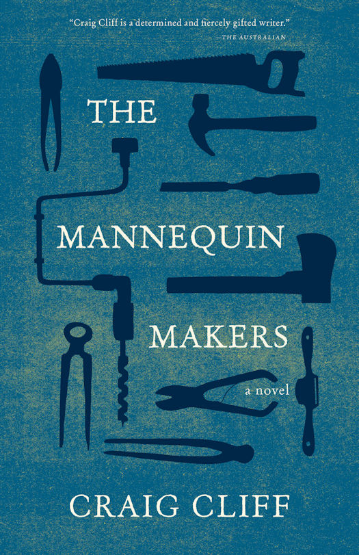 Interview with Craig Cliff, Author of The Mannequin Makers