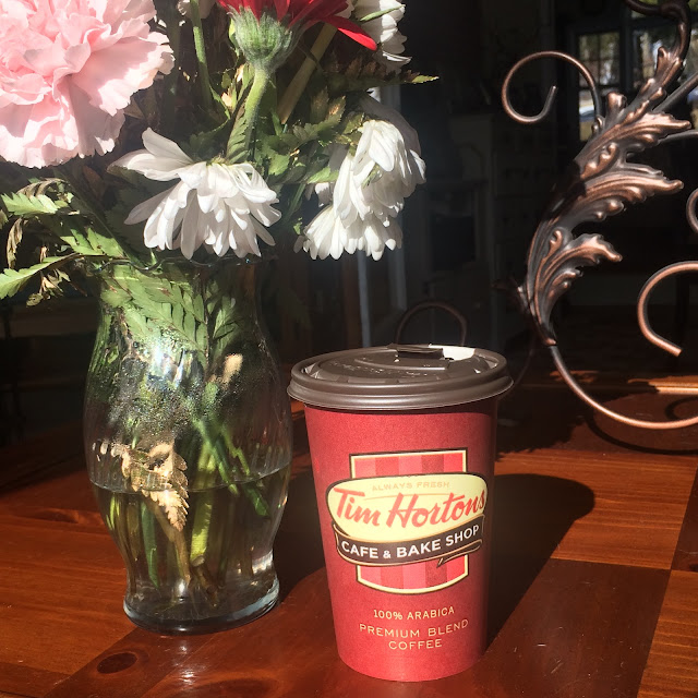 Tim Horton's coffee review