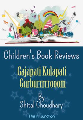 children kids book review the k junction gajapati