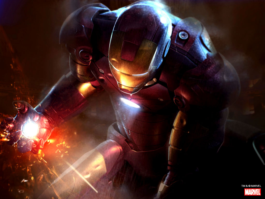 Pz C Iron Man Wallpaper