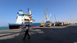 Serangan Teroris Syiah Hothi Hantam Pangkalan Udara Dekat Aden di Yaman