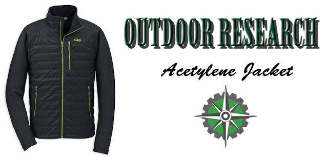 Review of a Quality Outdoor Research Acetylene Jacket